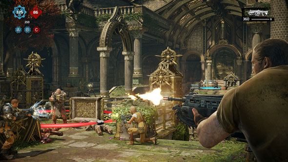 Gears of War 4 will have split-screen co-op on PC, but not competitive