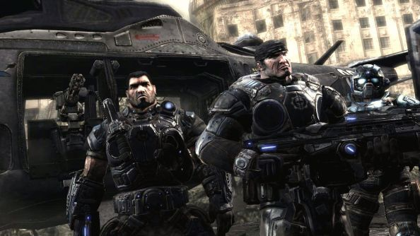 Gears of War: Ultimate Edition announced for PC with 4K support