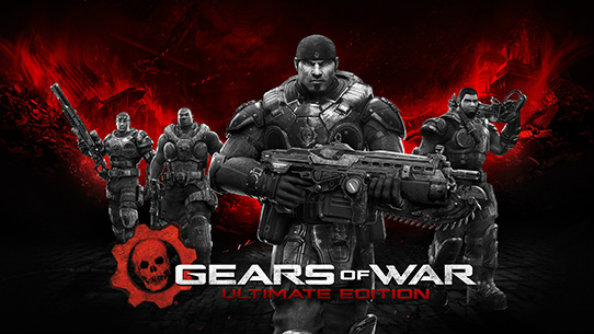 Gears of War: Ultimate Edition update unlocks frame rate, adds v-sync toggle and more