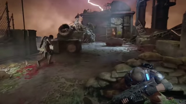 Gears of War 4 e3