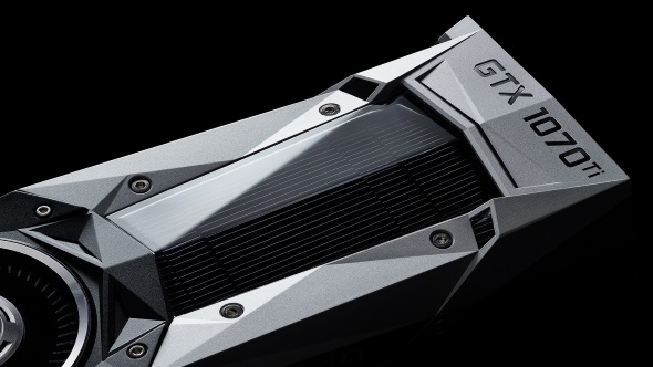 Nvidia finally announce the GTX 1070 Ti, and it's an overclocking monster