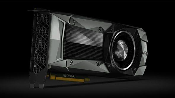 Nvidia GeForce graphics card