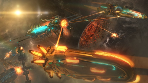 Starpoint Gemini Warlords' third DLC, Cycle of Warfare, is set for release on October 5