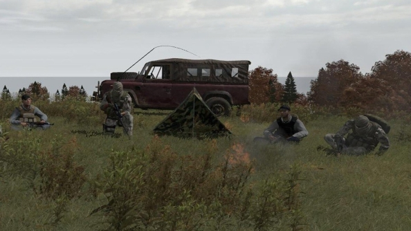 How a zombie mod dragged Arma II back to the top of the Steam charts