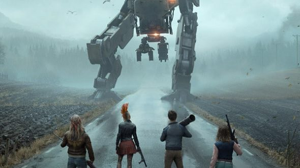 Generation Zero brings giant robots to the Swedish