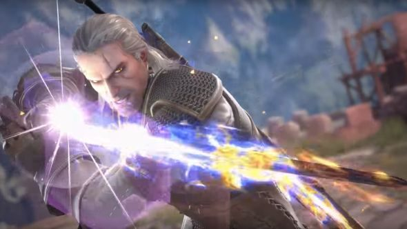 Soul Calibur Geralt