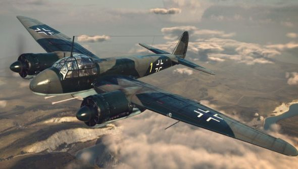 World of Warplanes Update 1.7