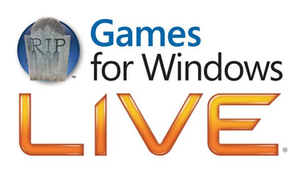 What will happen when Games for Windows Live shuts down