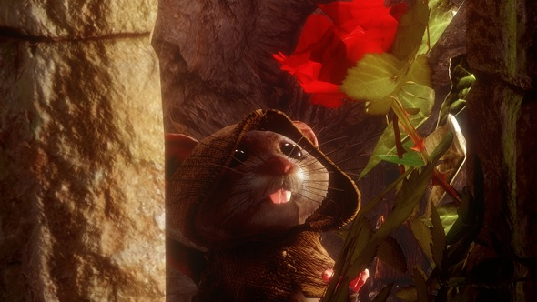 Ghost of a Tale is a rodent fairy tale version of Metal Gear Solid