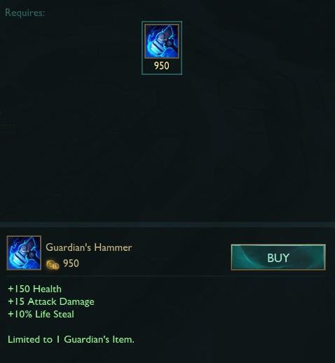 Guardian's Hammer