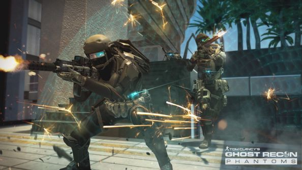 Ghost Recon Phantoms pulls off unlikely infiltration of Steam's most-played list