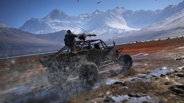 Ghost Recon Open Beta Start Time