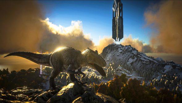 Ark: Survival Evolved Giganotosaurus