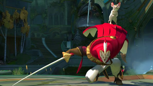 Gigantic enters closed beta today, signups available now