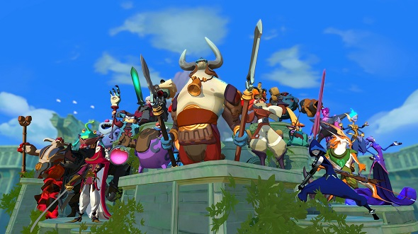 Free Steam keys: We have 20 Ultimate Packs for Gigantic worth $29.99 to give away!