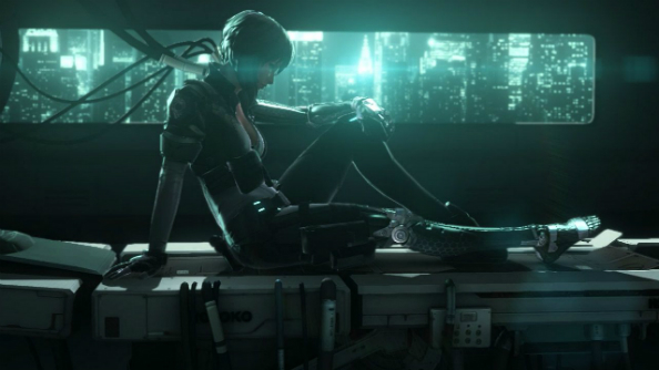 Ghost In The Shell Stand Alone Complex First Assault Online Has Free Weekend Long Name Pcgamesn