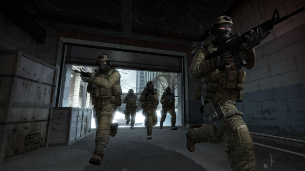 Chet Faliszek talks about Counter-Strike: Global Offensive plans: directional sound, matchmaking, and more.
