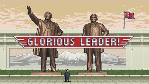 glorious leader north korea hack kickstarter moneyhorse games