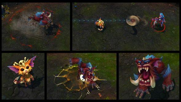 League of Legends' Gnar