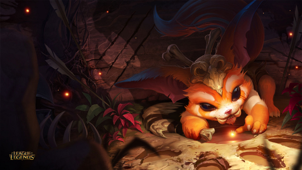 League of Legends' Gnar revealed: What if The Hulk was a Gremlin?