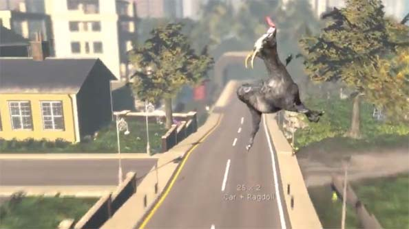 YouTube superstar PewDiePie signs deal to make games with the creator of Goat Simulator