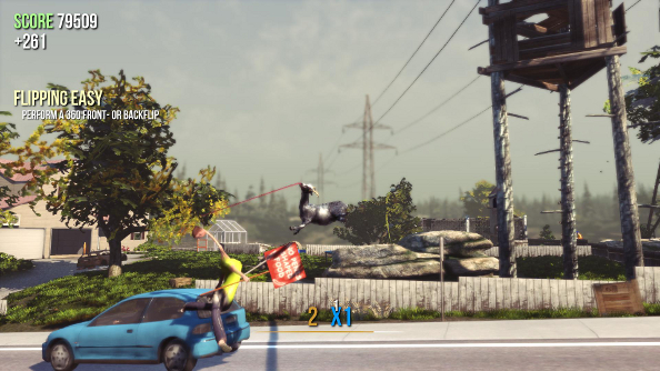 Goat Simulator's upcoming retail edition is motivated by comedy