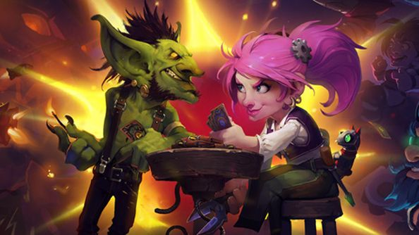 Hearthstone: Goblins vs Gnomes and its 120 crisp new cards now live UPDATE: everywhere but Europe