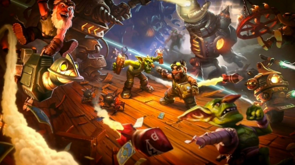 Hearthstone's Goblins vs Gnomes cards sneak into the Arena early