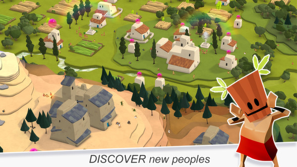 """Gosh, it's still going to be a long process"" - 22cans on Godus leaving Early Access"