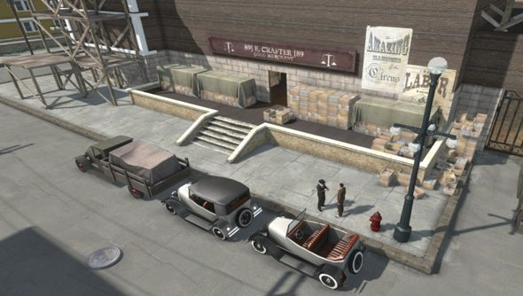 Omerta: City of Gangsters, and free things.