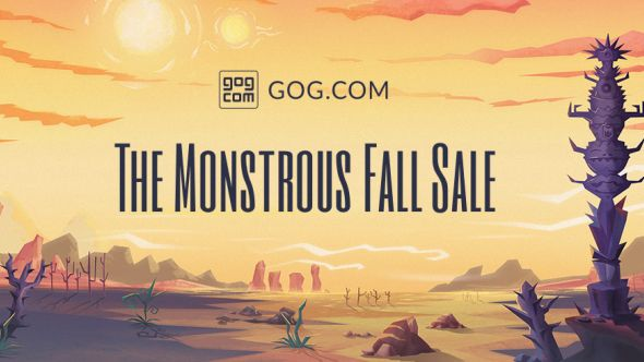 GOG.com's Monstrous Fall Sale