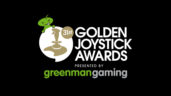 Vote in the Golden Joysticks and get a free PC game courtesy of Green Man Gaming