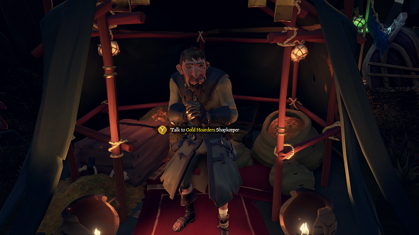 Sea of Thieves goldhoarders