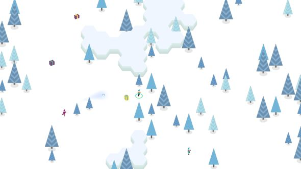 Google Snowball Storm