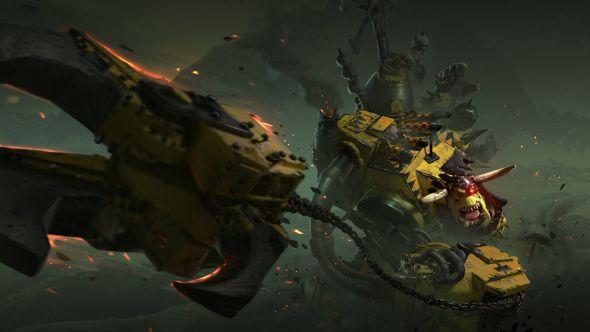 Gorgutz 'Eadhunter Ork Hero