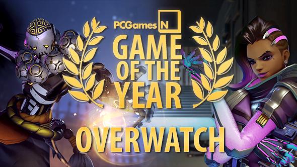 GOTY 2016 Overwatch