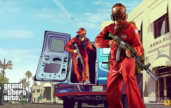 Grand Theft Auto 5 PC release will be delayed, pre-order artwork suggests