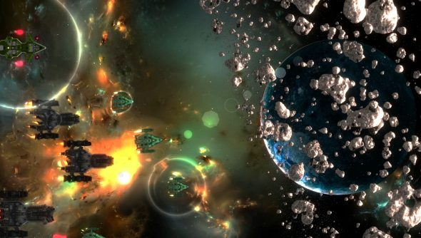 gratuitous space battles 2 beta