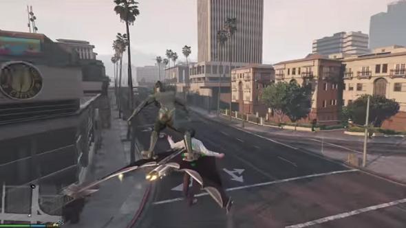 Green Goblin GTA 5