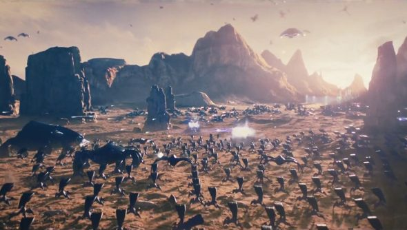 Grey Goo launch trailer