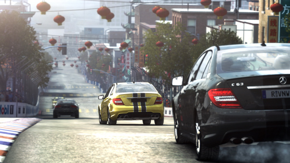 Handling was the first item on the Codemasters agenda when making GRID Autosport.