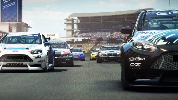 Grid Autosport launch
