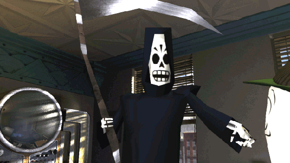 That's a relief: Grim Fandango to be released on PC alongside PS4 and Vita
