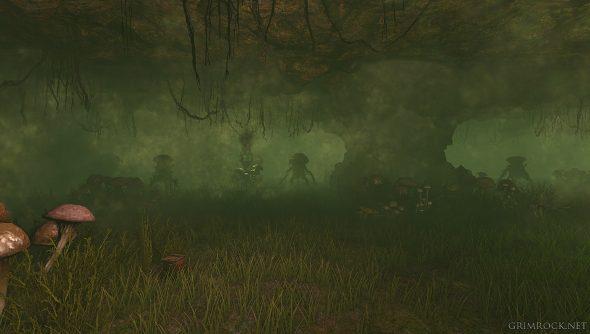 Legend of Grimrock 2 alpha