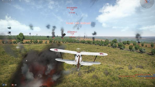 war thunder ground targets
