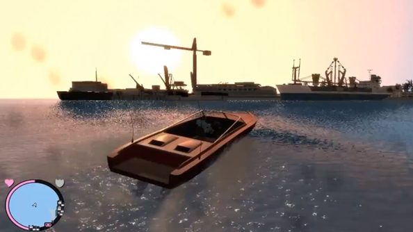 GTA 4 Vice City mod video brings the 80s into the RAGE engine