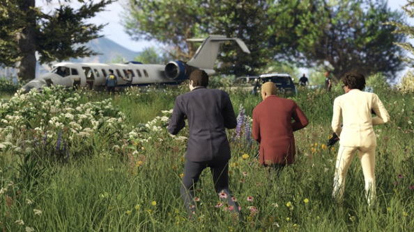 GTA Online lets you become CEO of your own criminal empire next month