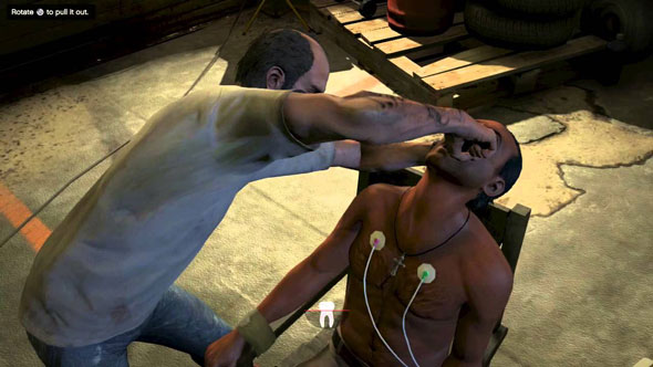 Grand Theft Auto V controversial games