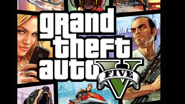 23 amazing details you didn't notice in the Grand Theft Auto V box art