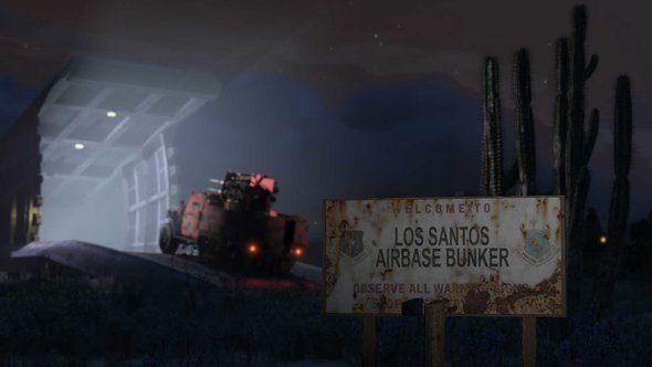GTA Online Gunerunners Update Adds Bunkers